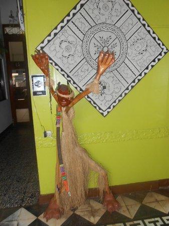 Hotel La Casona Iquitos: The Patio