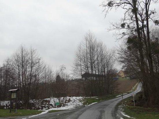 Ferienhof Uhudler Arkaden: 宿近辺