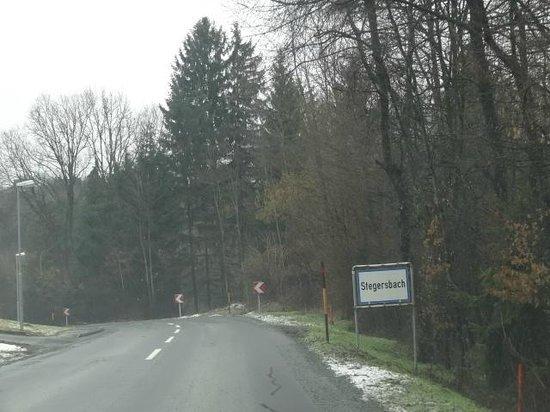 Ferienhof Uhudler Arkaden: 隣町へ