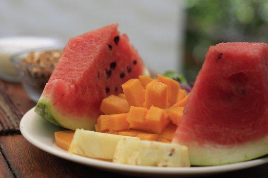 Casa Mestica: Frutas deliciosas e frescas para começar bem o dia!