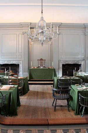 Independence Hall - The Assembly Room