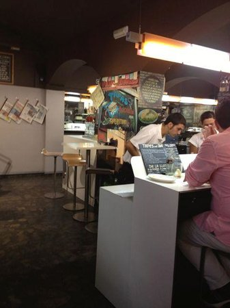Tapas 24 : Friendly casual atmosphere