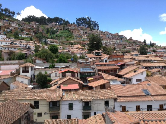 Bright Hostels Cusco: From the rooftop