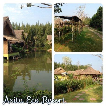 Asita Eco Resort: Overview of the resort