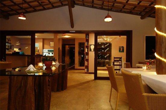 Hotel Vila Selvagem: Restaurante