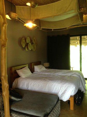 Asita Eco Resort: Our room