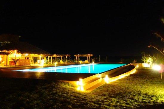 Hotel Vila Selvagem: Segunda área de piscina do hotel, com bar exclusivo