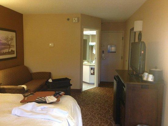 Hampton Inn Exton: Room