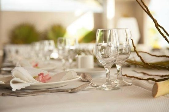 Hôtel Mercure Saint-Martin Marina & Spa : Wedding Reception