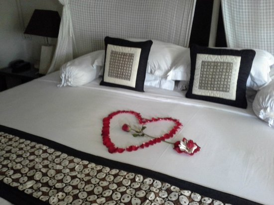 Barong Resort and Spa : wonderful touch