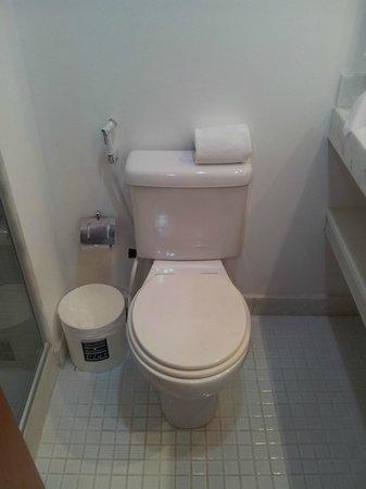 Iguatemi Business Flat: Vaso sanitário