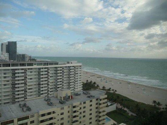 Loews Miami Beach Hotel: Ocean View