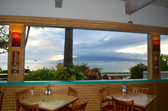 Betty's Beach Cafe : Great food and beautiful view