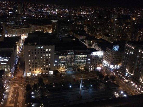 Grand Hyatt San Francisco : View from 2918