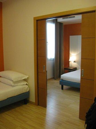 Best Western Plus Hotel Bologna: Room n. 231 : XXL !