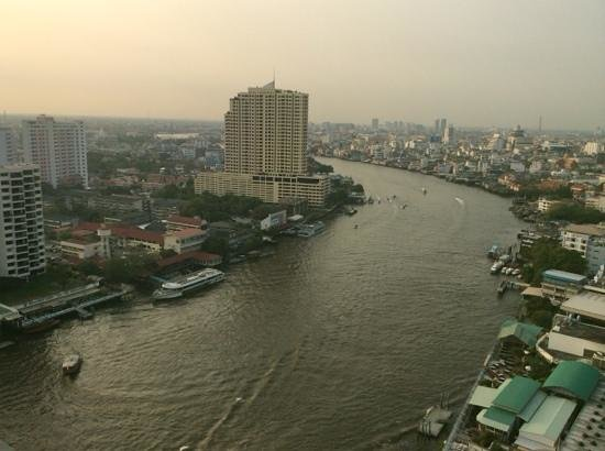 Royal Orchid Sheraton Hotel & Towers: room with a view