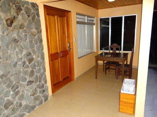 Los Lagos Hotel Spa & Resort: Terraza