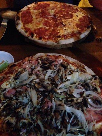 Trattoria Pizzeria ROMEO: Pizza