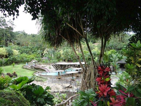 Los Lagos Hotel Spa & Resort: Vista piscinas