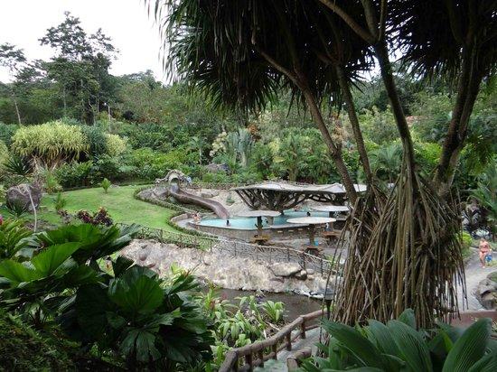 Los Lagos Hotel Spa & Resort: Más piscinas