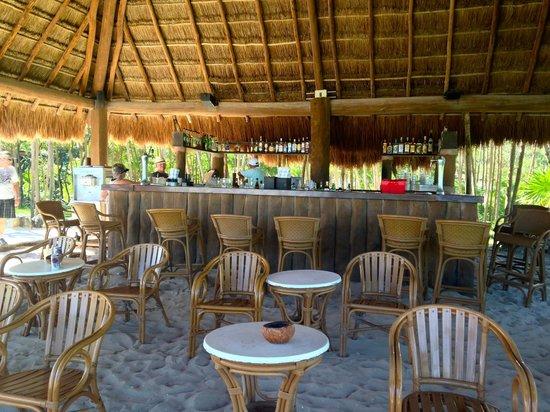 beach bar picture of valentin imperial riviera maya playa del