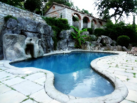 Villa Saint Patrice : Saltwater pool