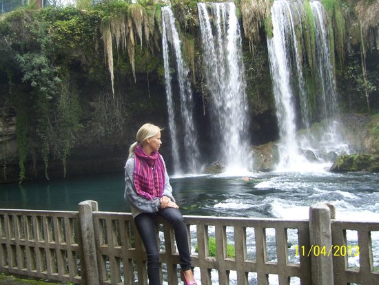 "Kursunlu Waterfalls : ""Куршунлу"""