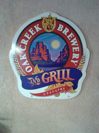 Oak Creek Brewery & Grill: Brewery & More