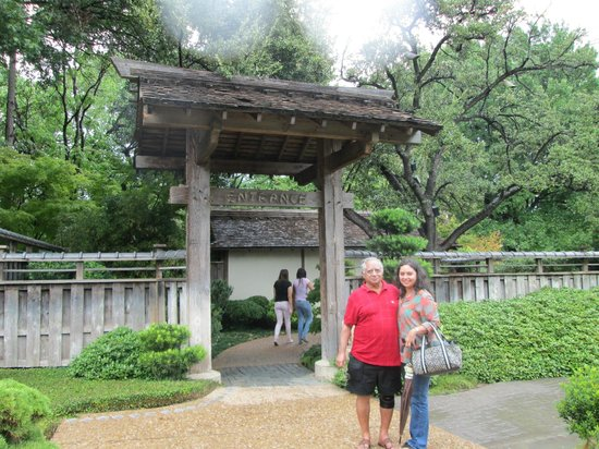 With Daughter Picture Of Fort Worth Botanic Garden Fort Worth Tripadvisor