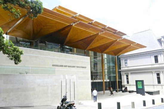 Rydges Auckland : La galería de arte Toi O Tamaki