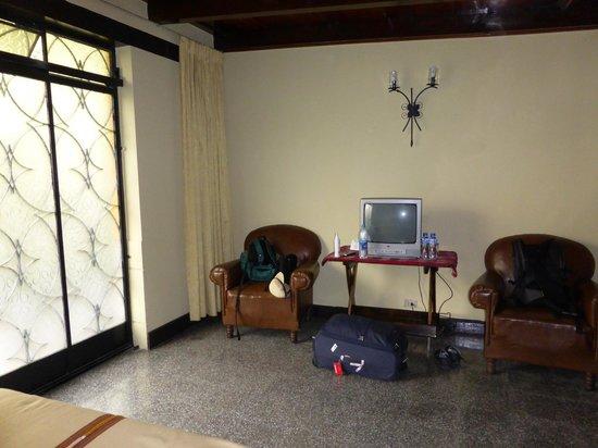 Hotel Cacique Inn: chambre