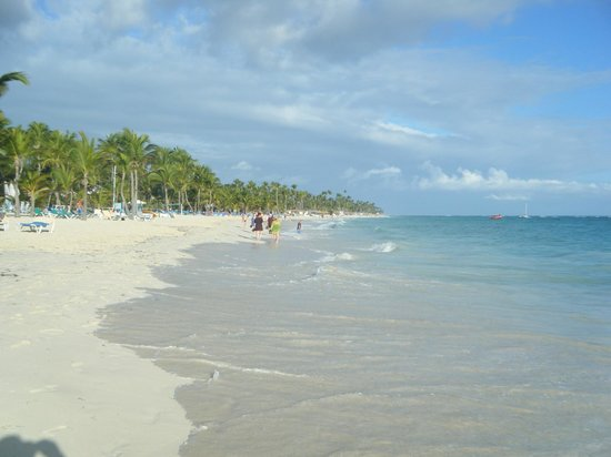 ClubHotel Riu Bambu : The beach