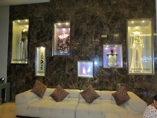 Hard Rock Hotel Panama Megapolis : ejemplos de decoración