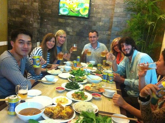 Viet's Family River - Hoi An Homestay : Dining