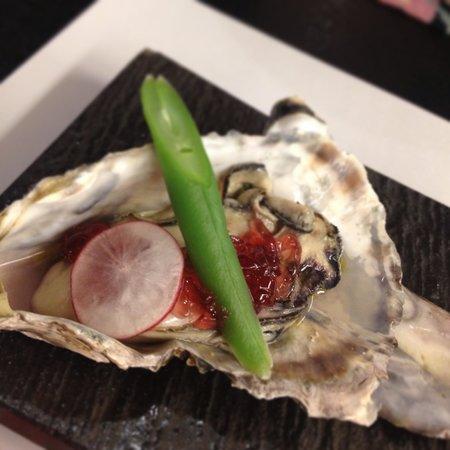 Ginpaso: 赤穂冬の牡蠣会席から