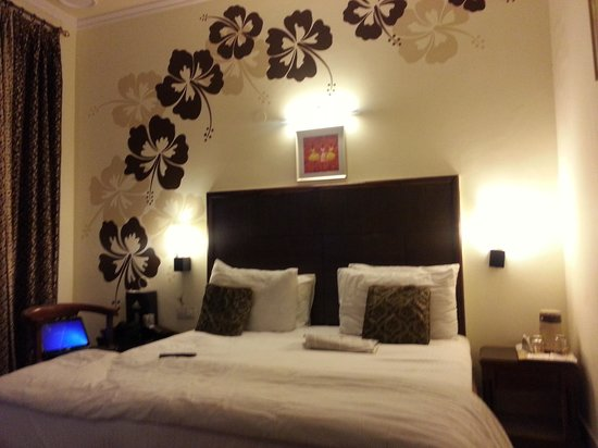 Hotel Jiwan Plaza : Room on my first stay