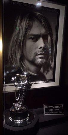 Hard Rock Hotel and Casino: Kurt Cobain