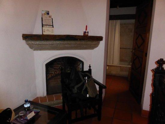 Hotel Posada de Don Rodrigo: chambre 109