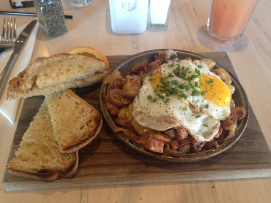 Urban Pantry: Breakfast with my daughter