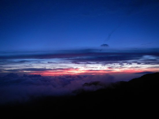 Cruiser Phil's Volcano Riders : Sunrise on Haleakala