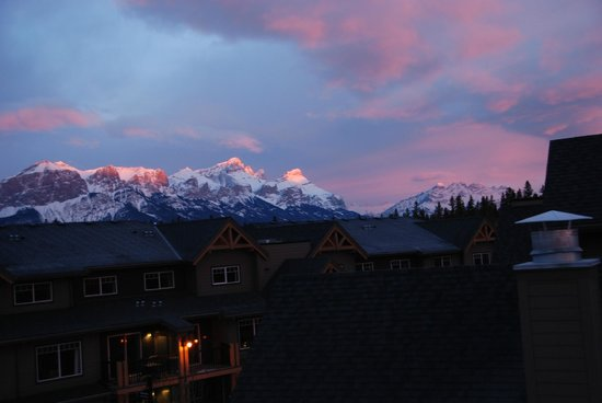 Copperstone Resort: Mountain View from the Bedroom