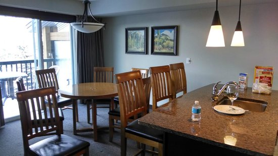 Copperstone Resort: Dining Area