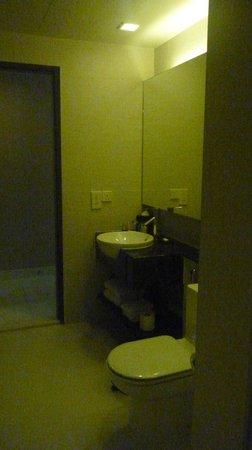 PARKROYAL Serviced Suites Kuala Lumpur: bathroom