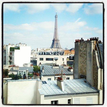 ibis Paris Tour Eiffel Cambronne 15ème : Muito próximo a Torre Eiffel
