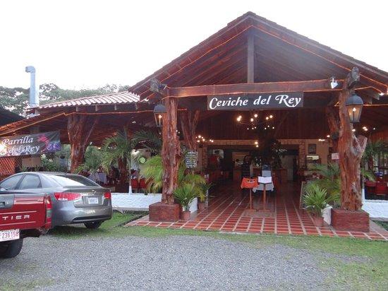 Ceviche del Rey: Exterior