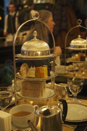 The Wolseley: High Tea