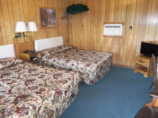 Tuskeegee Motel: Double Room
