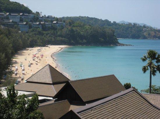Pullman Phuket Arcadia Naithon Beach : Balcony View