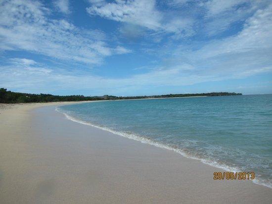 InterContinental Fiji Golf Resort & Spa : Natadola beach