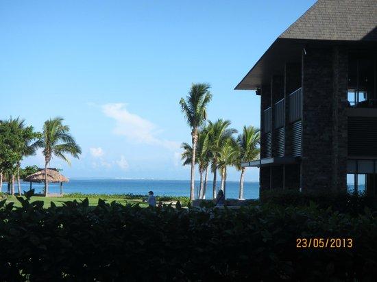 InterContinental Fiji Golf Resort & Spa: ocean view